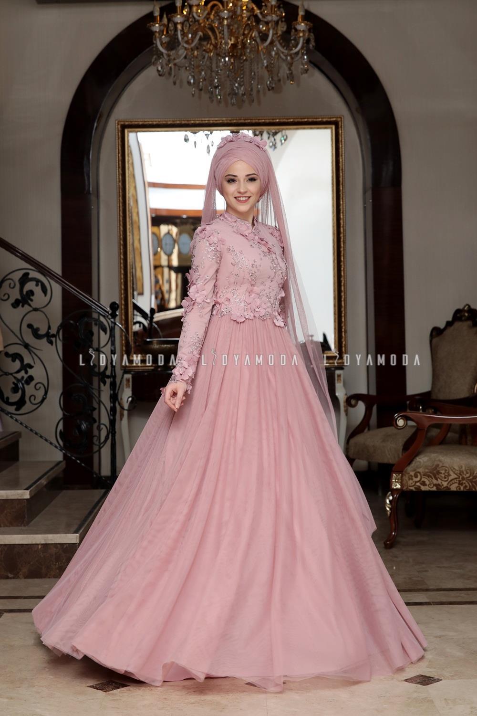 1373fa3457ebb Al-Marah - Behrem Abiye - 595,00 TL - Lidya Moda Tesettür Giyim